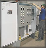 USEMCO Control Panel Components are from nationally recognized manufacturers like Allen Bradley, GE, and Square D.