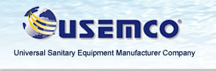 USEMCO Universal Sanitary Equipment Manufacturer, Custom Design & Fabrication, Located in Tomah, Wisconsin
