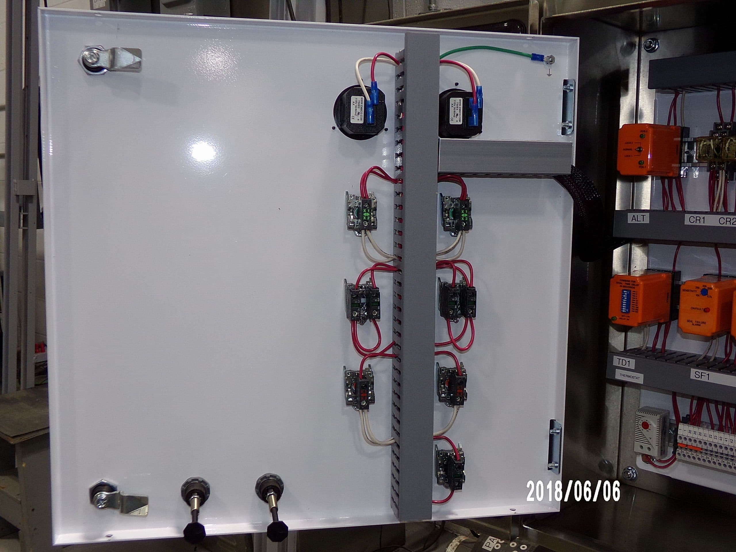 Power Pack Controls