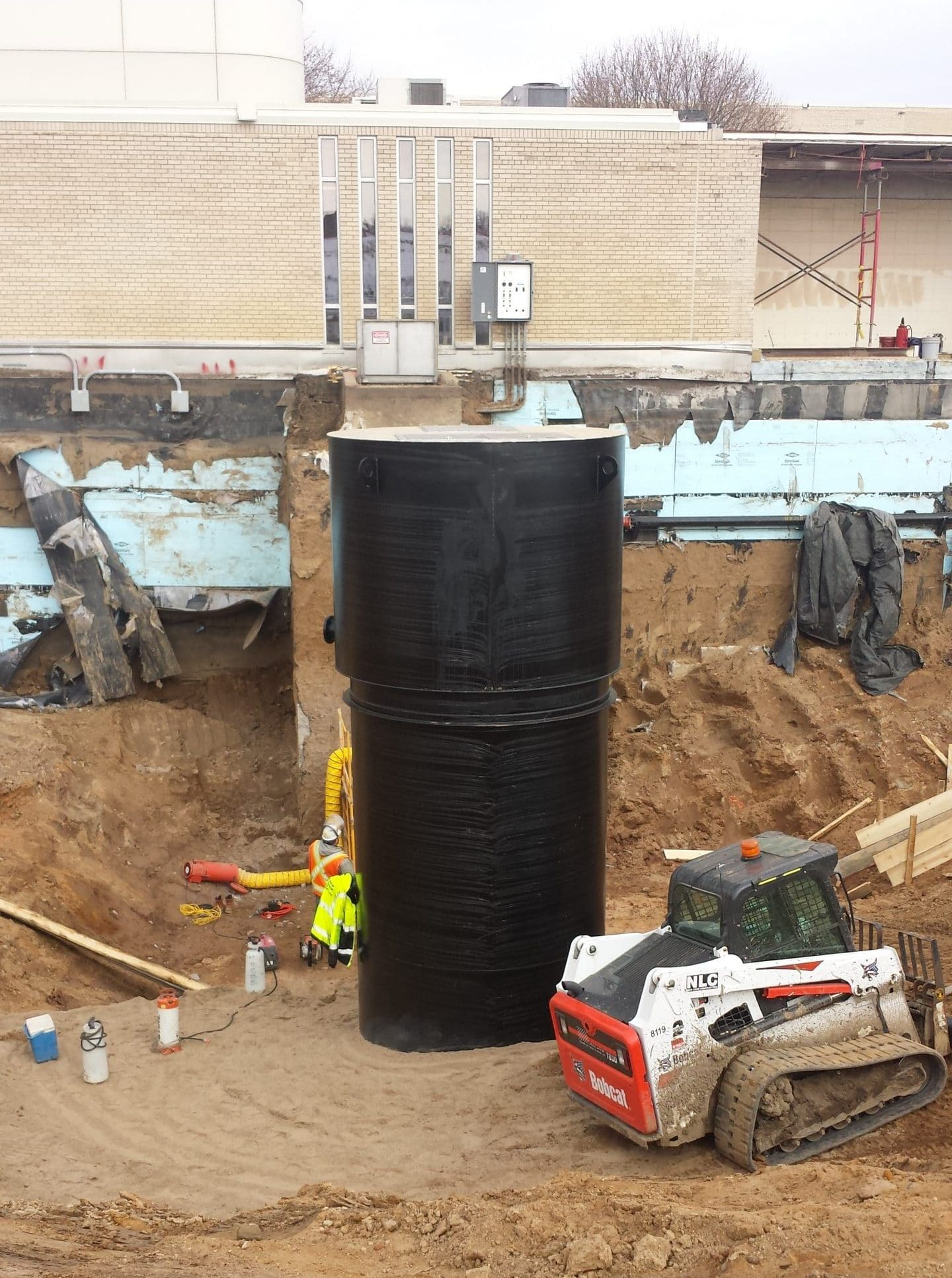 Submersible Installation MN