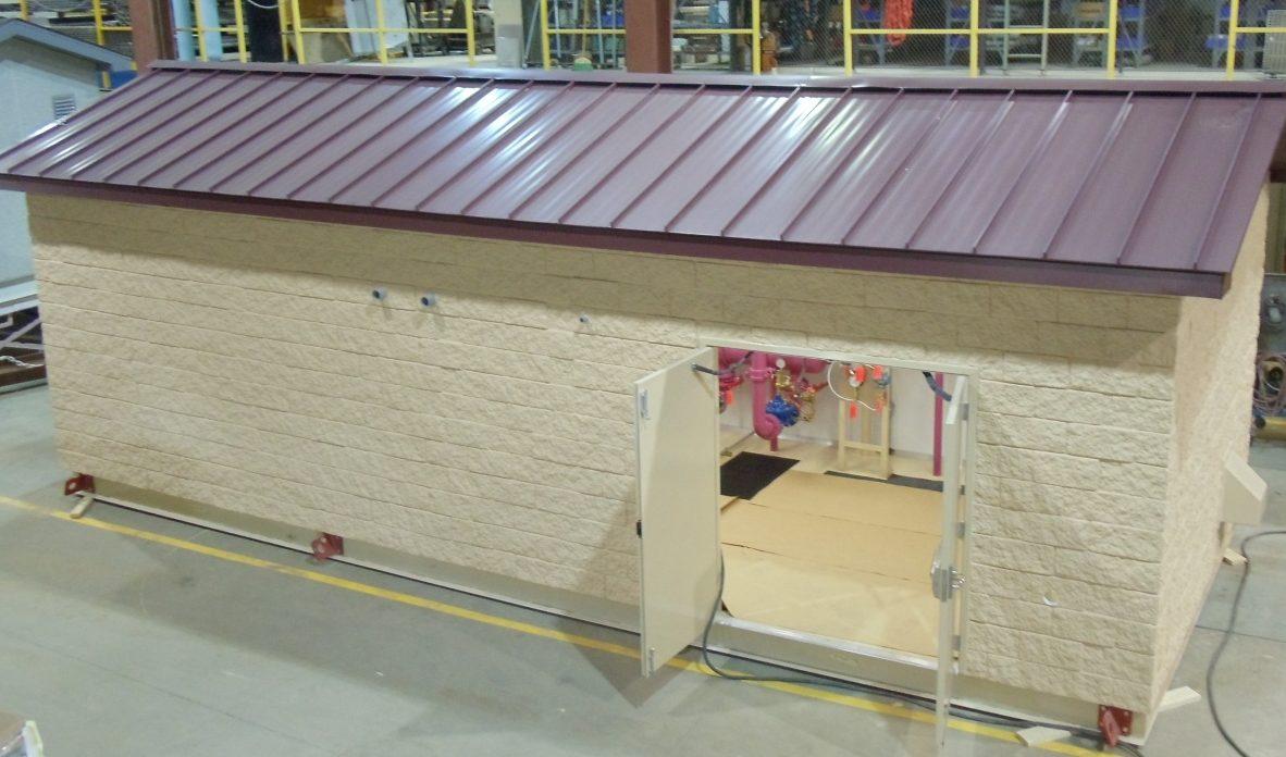 Building Exterior Example
