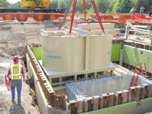 Sewage Pumping Station, Sewage Pump Station, Pumping Stations, Sewage Station Construction