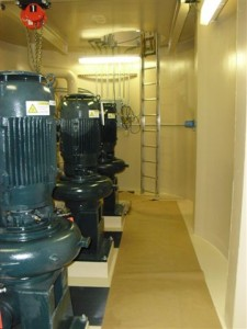 Sewage Pumping Station, Sewage Pump Station, Pumping Stations, Sewage Pump Motors