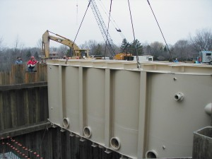 Sewage Pumping Station, Sewage Pump Station, Pumping Stations, Installing Sewage Tanks