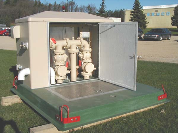 Submersible Pump Station Packaged Pump Stations