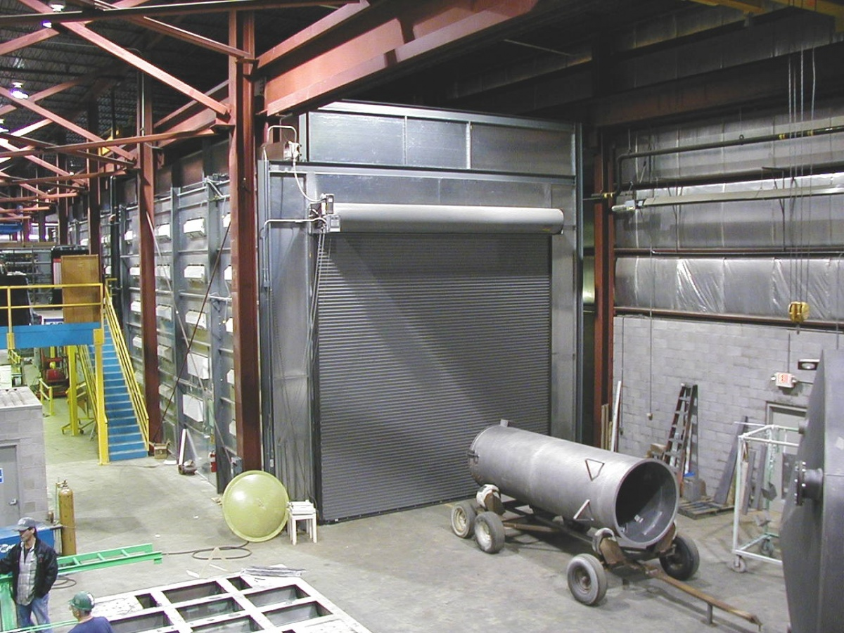Blast Booth