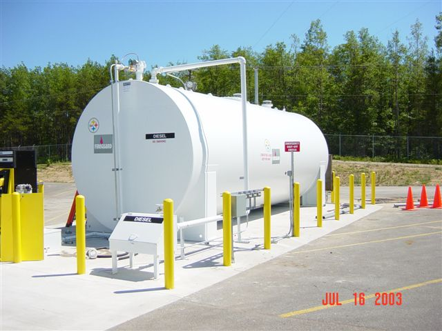 Above Ground Storage Tanks, Above Ground Tanks